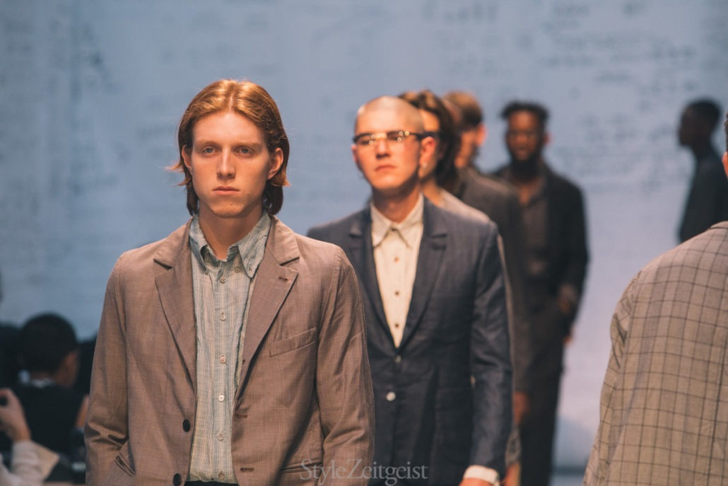 Geoffrey B. Small S/S20 Men's – Paris - fashion - SS20, Spring Summer, PFW, Paris Fashion Week, Paris, MENSWEAR, Mens Fashion, Matthew Reeves, Geoffrey B. Small, Fashion, 2019
