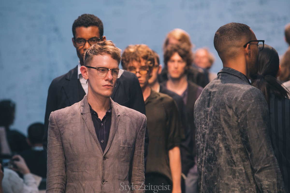 Paris Fashion Week Men's S/S 20 – Part 3 - features-oped, fashion - Uma Wang, Thom Browne, SS20, Spring Summer, Sacai, PFW, Paris Fashion Week, Paris, MENSWEAR, Mens Fashion, m.a.+, Geoffrey B. Small, forme d'expression, Fashion, dries van noten, 2019, 1079 ALYX SM