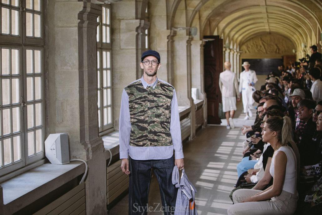 Junya Watanabe S/S20 Men's – Paris - SS20, Spring Summer, PFW, Paris Fashion Week, Paris, MENSWEAR, Mens Fashion, Matthew Reeves, Junya Watanabe, Fashion, 2019