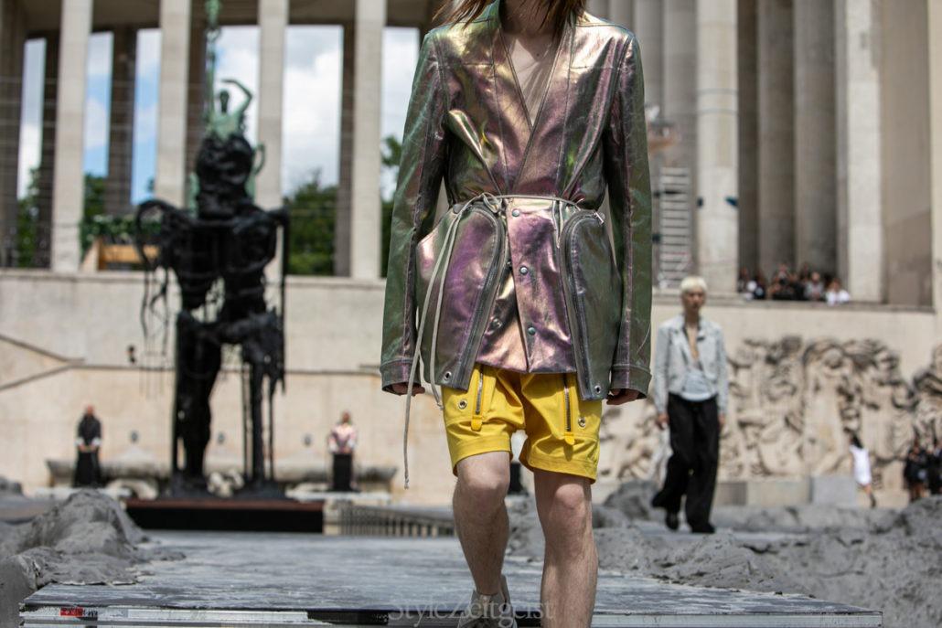 Rick Owens S/S20 Men's – Paris - SS20, Spring Summer, Rick Owens, PFW, Paris Fashion Week, Paris, MENSWEAR, Mens Fashion, Matthew Reeves, Fashion, 2019