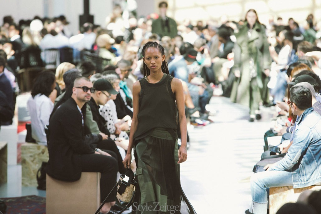 Sacai S/S20 Men's – Paris - SS20, Spring Summer, Sacai, PFW, Paris Fashion Week, Paris, MENSWEAR, Mens Fashion, Matthew Reeves, Fashion, 2019