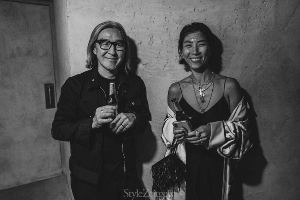 TAKAHIROMIYASHITA The Soloist - Paris Party - TAKAHIROMIYASHITA The Soloist, StyleZeitgeist, SS20, Spring Summer, PFW, Paris Fashion Week, Paris, Matthew Reeves, Fashion, Events, 2019