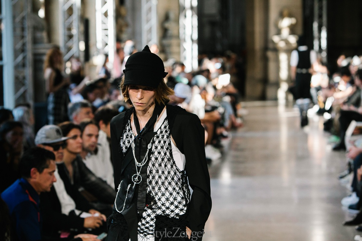 TAKAHIROMIYASHITA The Soloist S/S20 Men's – Paris - fashion - TAKAHIROMIYASHITA The Soloist, SS20, Spring Summer, PFW, Paris Fashion Week, Paris, MENSWEAR, Mens Fashion, Matthew Reeves, Fashion, 2019