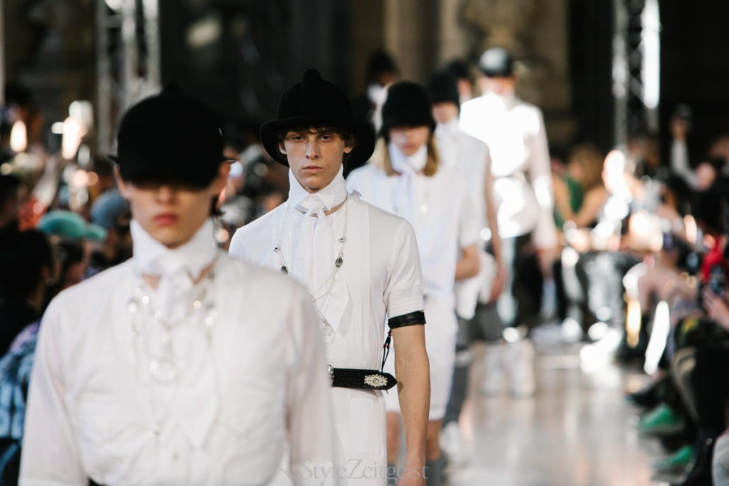 Paris Fashion Week Men's S/S 20 - Part I - Yang Li, Undercover, TAKAHIROMIYASHITA The Soloist, SS20, Spring Summer, PFW, Paris Fashion Week, Paris, MENSWEAR, Mens Fashion, Fashion, Boris Bidjan Saberi, 2019
