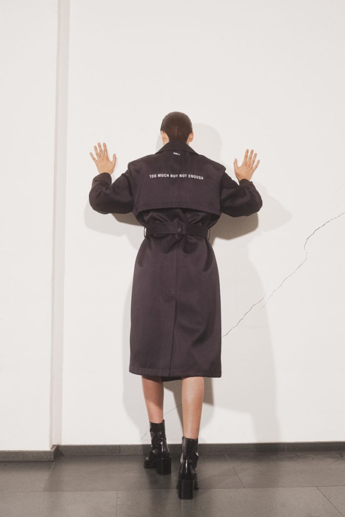 Yang Li Resort 2020 Women's – Lookbook - Yang Li, Womenswear, Women's Fashion, PFW, Paris Fashion Week, Paris, lookbook, Fashion, 2019