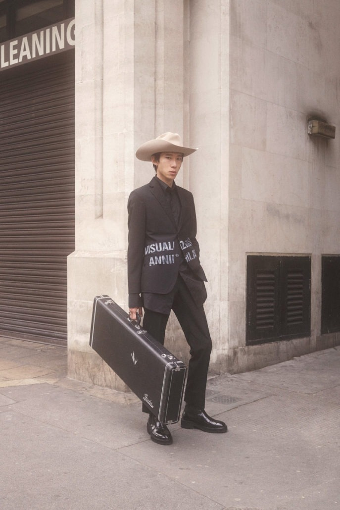 Yang Li S/S20 Men's – Lookbook - Yang Li, SS20, Spring Summer, PFW, Paris Fashion Week, Paris, MENSWEAR, Mens Fashion, lookbook, Fashion, 2019