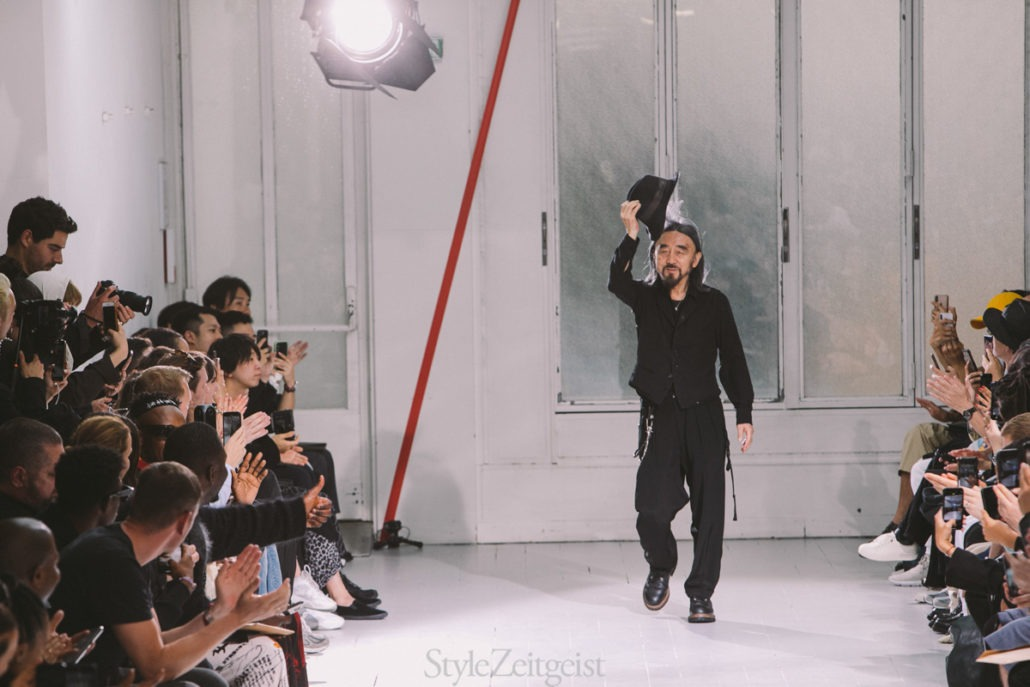 Yohji Yamamoto S/S20 Men's – Paris - fashion - Yohji Yamamoto, SS20, Spring Summer, PFW, Paris Fashion Week, Paris, MENSWEAR, Mens Fashion, Matthew Reeves, Fashion, 2019