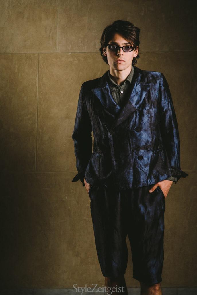 "Geoffrey B. Small S/S20 Men's - ""radical numbers"" - SS20, Spring Summer, PFW, Paris Fashion Week, Paris, MENSWEAR, Mens Fashion, Matthew Reeves, Geoffrey B. Small, Fashion, 2019"