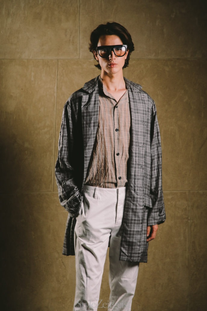 "Geoffrey B. Small S/S20 Men's - ""radical numbers"" - fashion - SS20, Spring Summer, PFW, Paris Fashion Week, Paris, MENSWEAR, Mens Fashion, Matthew Reeves, Geoffrey B. Small, Fashion, 2019"