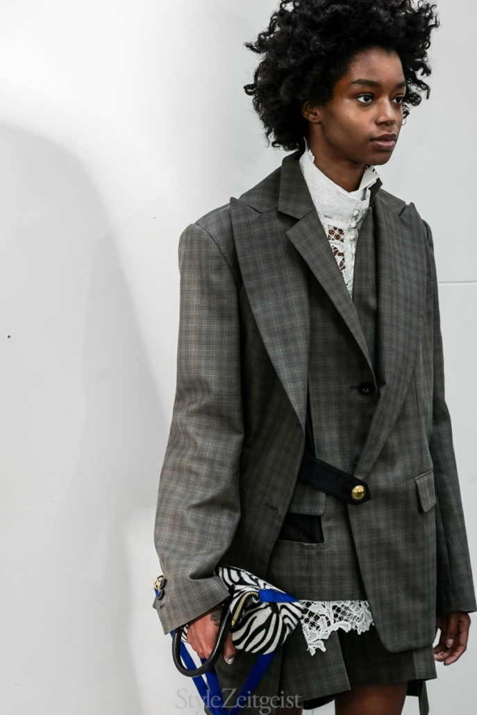 Sacai S/S20 Men's – Paris Backstage - fashion - SS20, Spring Summer, Sacai, PFW, Paris Fashion Week, Paris, MENSWEAR, Mens Fashion, Julien Boudet, Fashion, Backstage, 2019