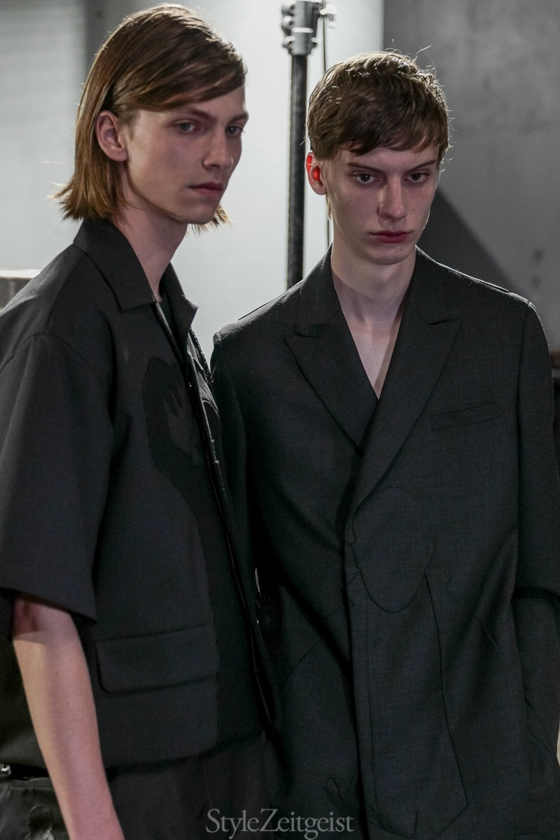 Undercover S/S20 Men's – Paris Backstage - fashion - Undercover, SS20, Spring Summer, PFW, Paris Fashion Week, Paris, MENSWEAR, Mens Fashion, Julien Boudet, Fashion, Backstage, 2019