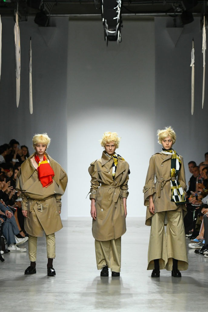 Anrealage S/S20 Women's – Paris - Womenswear, Women's Fashion, SS20, Spring Summer, PFW, Paris Fashion Week, Paris, Fashion, Anrealage, 2019
