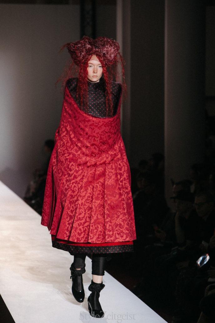 Comme des Garçons S/S20 Women's – Paris - Womenswear, Women's Fashion, SS20, Spring Summer, PFW, Paris Fashion Week, Paris, Fashion, Comme Des Garcons, 2019