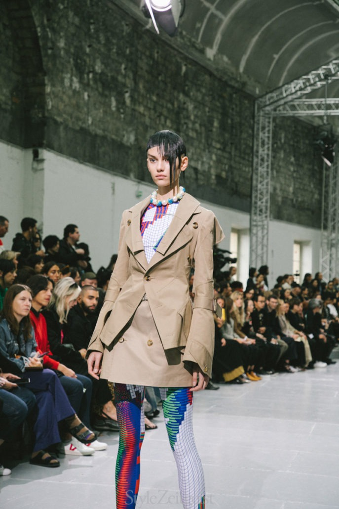 Junya Watanabe S/S20 Women's – Paris - Womenswear, Women's Fashion, Spring Summer, PFW, Paris Fashion Week, Paris, MENSWEAR, Mens Fashion, Matthew Reeves, Junya Watanabe, Fashion, 2019