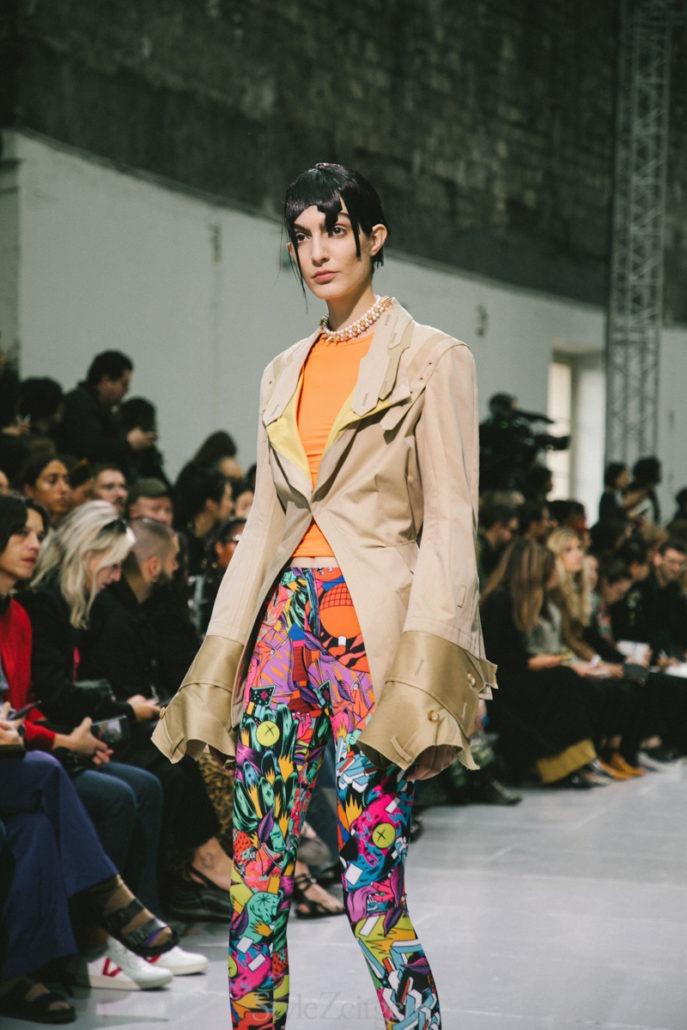 Junya Watanabe S/S20 Women's – Paris - Womenswear, Women's Fashion, Spring Summer, PFW, Paris Fashion Week, Paris, MENSWEAR, Mens Fashion, Matthew Reeves, Junya Watanabe, Fashion, 2019
