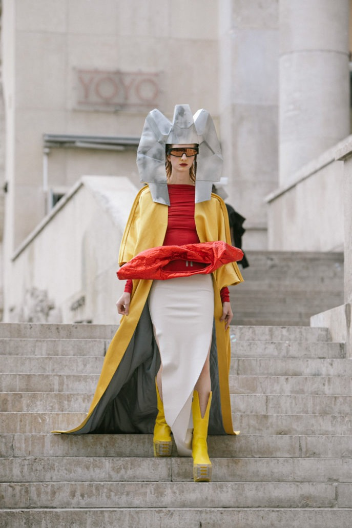 Rick Owens S/S20 Women's – Paris - Womenswear, Women's Fashion, SS20, Spring Summer, Rick Owens, PFW, Paris Fashion Week, Paris, Matthew Reeves, Fashion, 2019