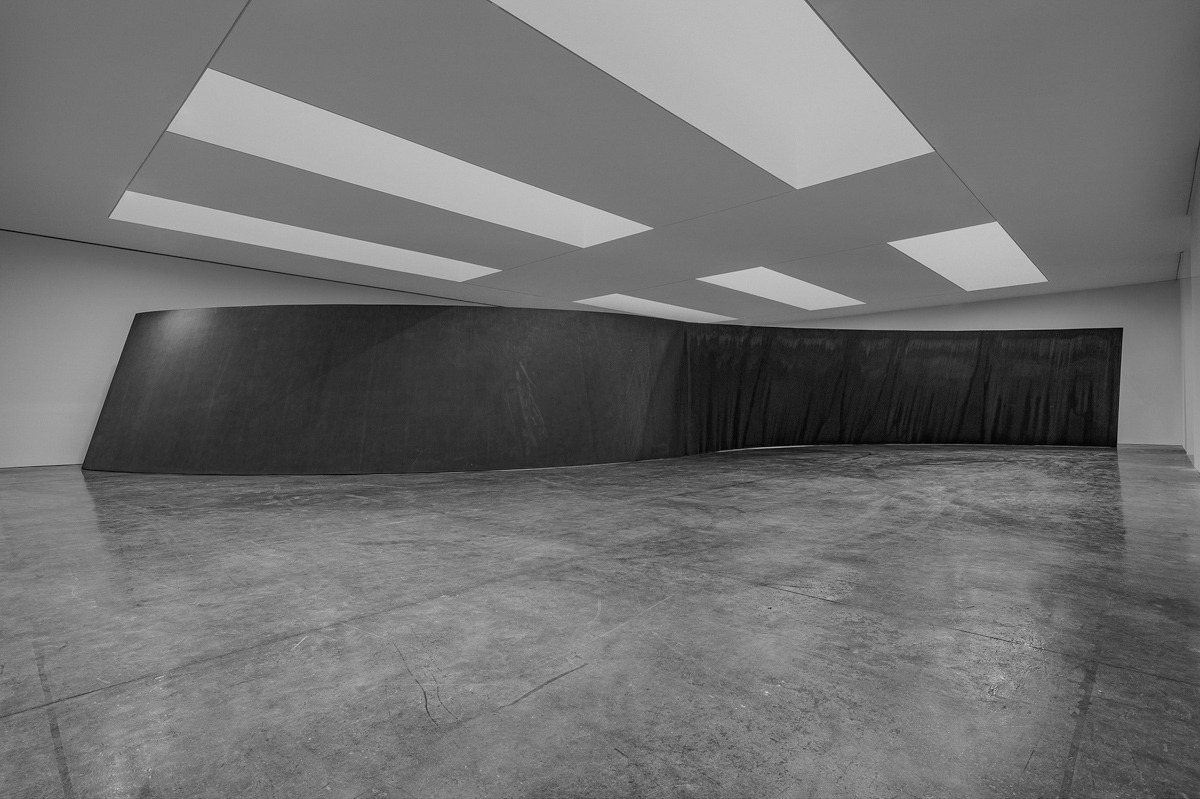 Richard Serra: Forged Rounds and Reverse Curve at Gagosian - Richard Serra, Gagosian Gallery, Culture, Art, 2019