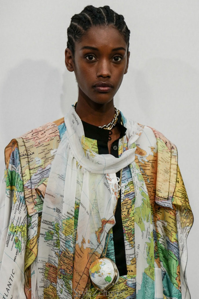 Sacai S/S20 Women's – Paris Backstage - Womenswear, Women's Fashion, SS20, Spring Summer, Sacai, PFW, Paris Fashion Week, Paris, Julien Boudet, Fashion, Backstage, 2019