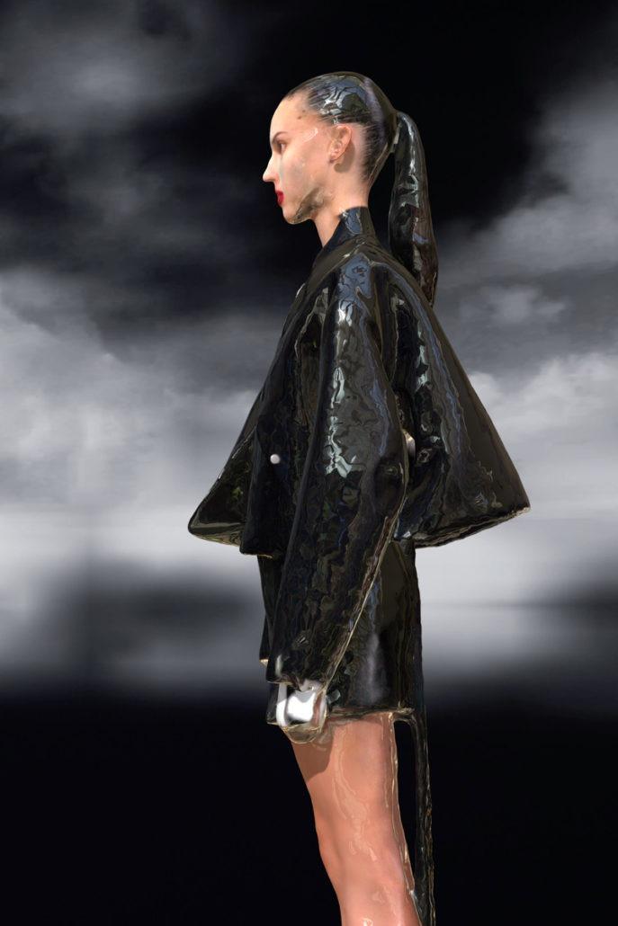 Yang Li S/S20 Women's – Lookbook - Yang Li, Womenswear, Women's Fashion, SS20, Spring Summer, PFW, Paris Fashion Week, Paris, lookbook, Fashion, 2019