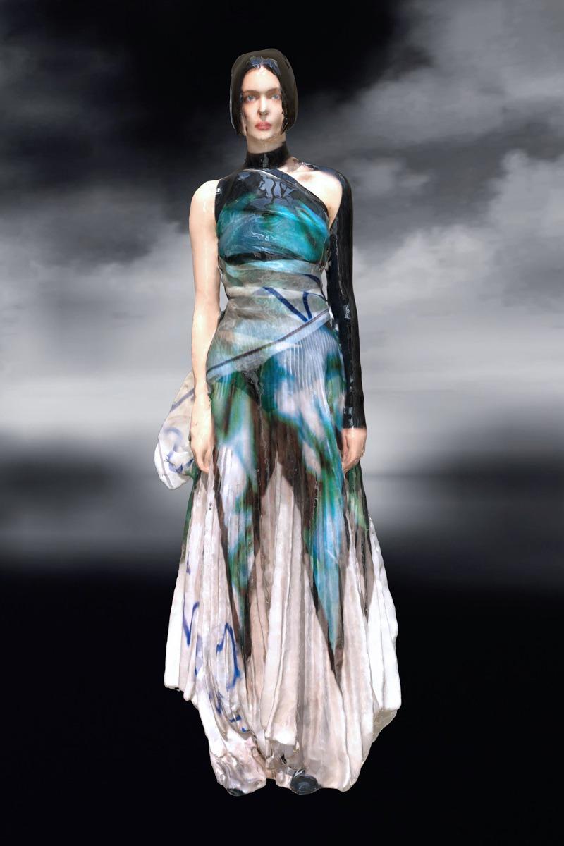 Yang Li S/S20 Women's – Lookbook - fashion - Yang Li, Womenswear, Women's Fashion, SS20, Spring Summer, PFW, Paris Fashion Week, Paris, lookbook, Fashion, 2019