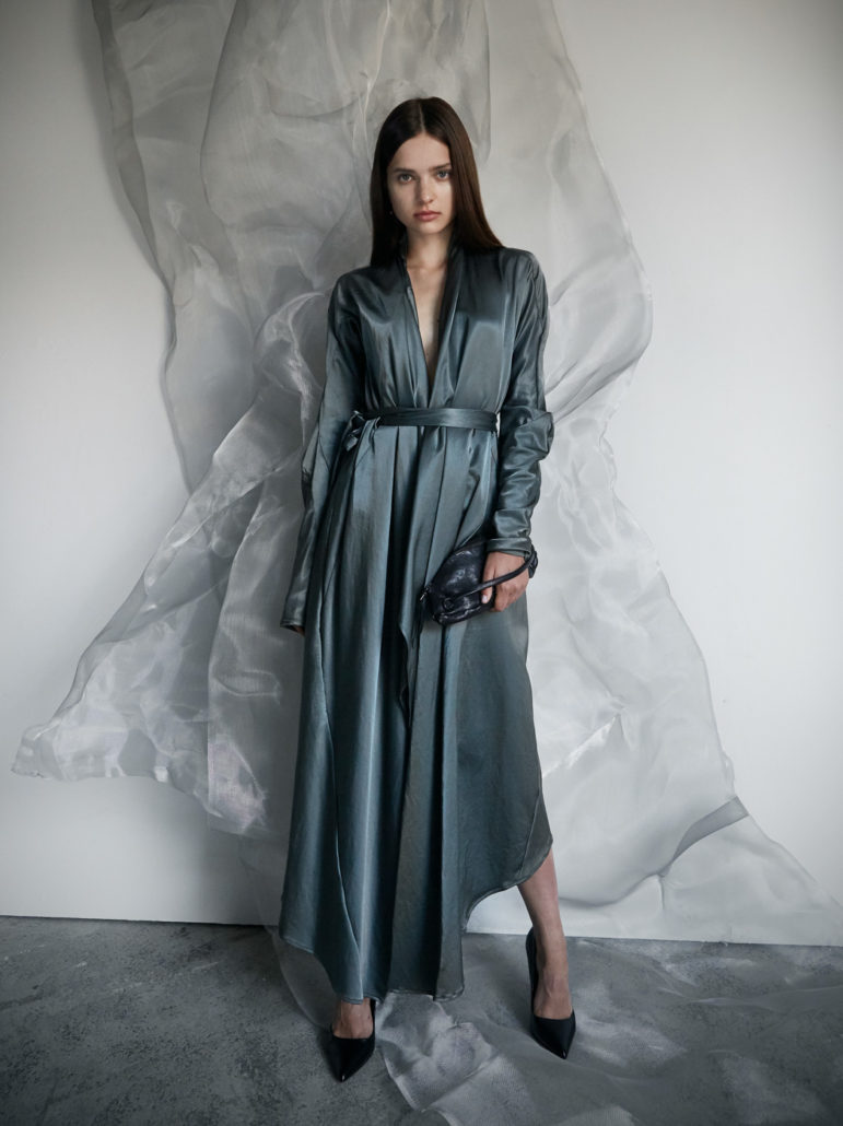 "Editorial: Leon Emanuel Blanck F/W19 ""AQUA REGIA"" - Womenswear, MENSWEAR, Leon Emanuel Blanck, FW19, Fashion, Fall Winter, Editorial, 2019"