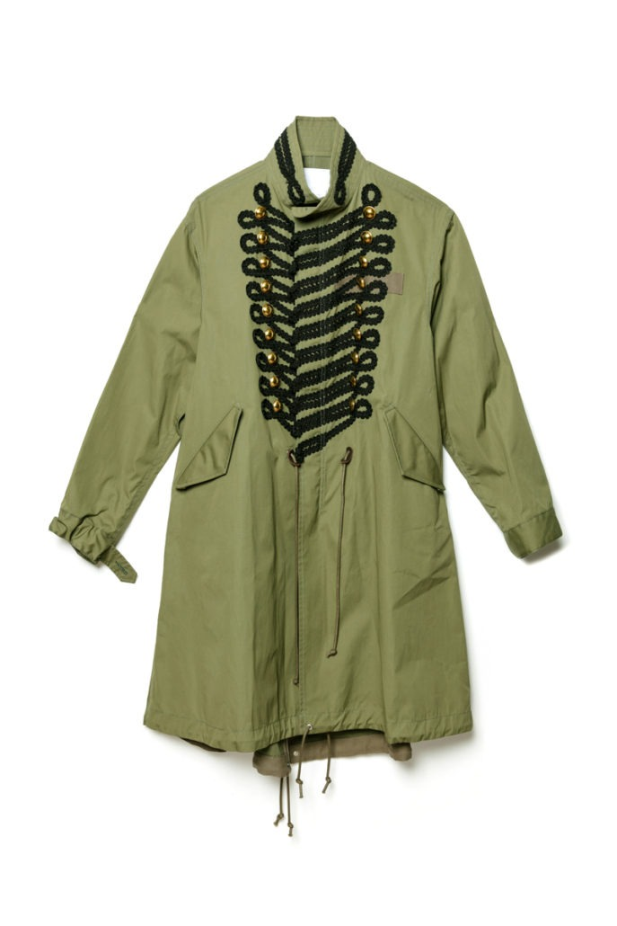 sacai gem for Dover Street Market 15-Year Anniversary - Womenswear, Sacai, Retail, MENSWEAR, Fashion, Dover Street Market, 2019