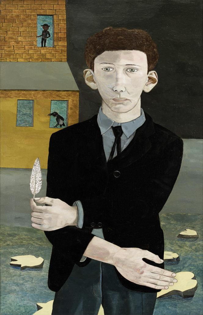 Lucian Freud: The Self-portraits - Royal Academy of Arts, Lucian Freud, Art, 2019