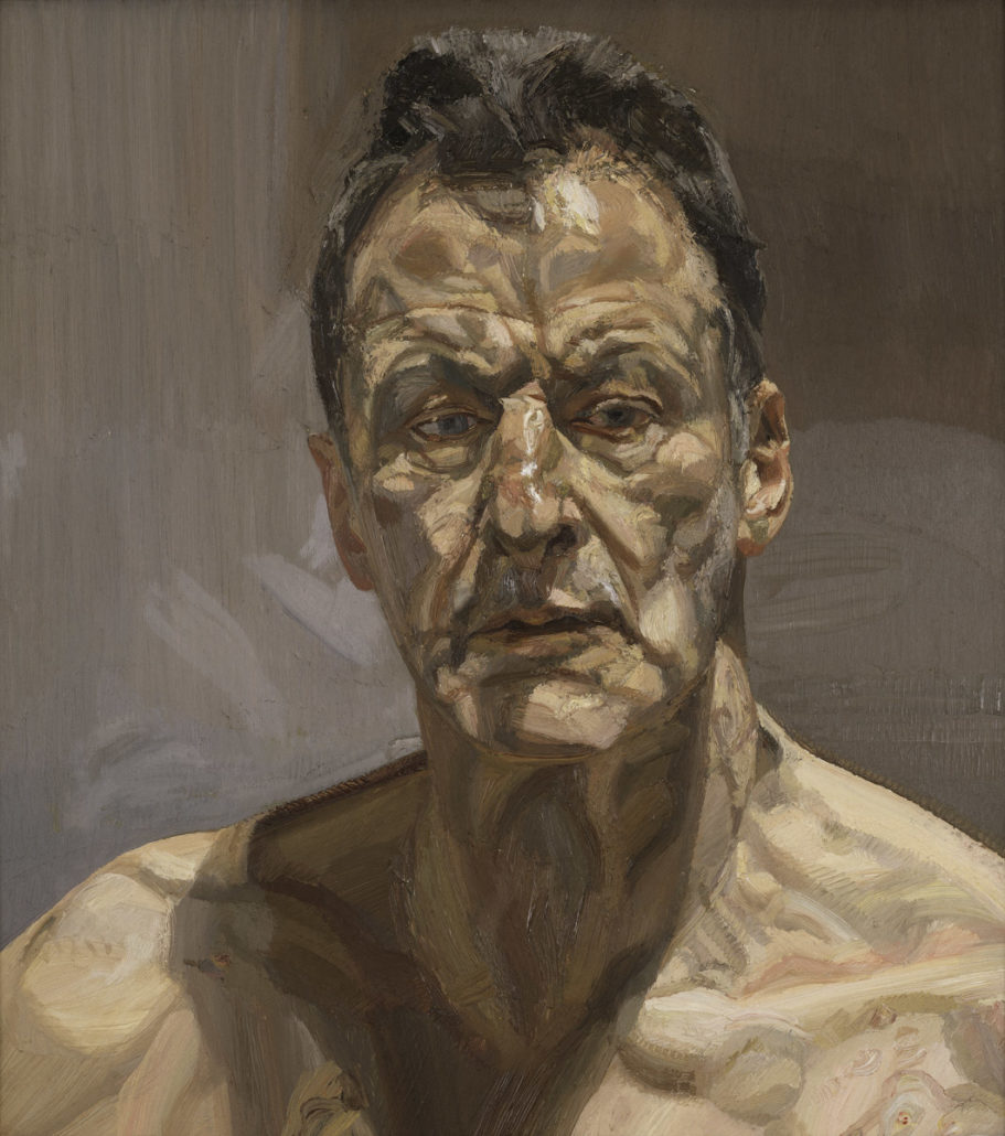 Lucian Freud: The Self-portraits - Royal Academy of Arts, Lucian Freud, Art, 2019