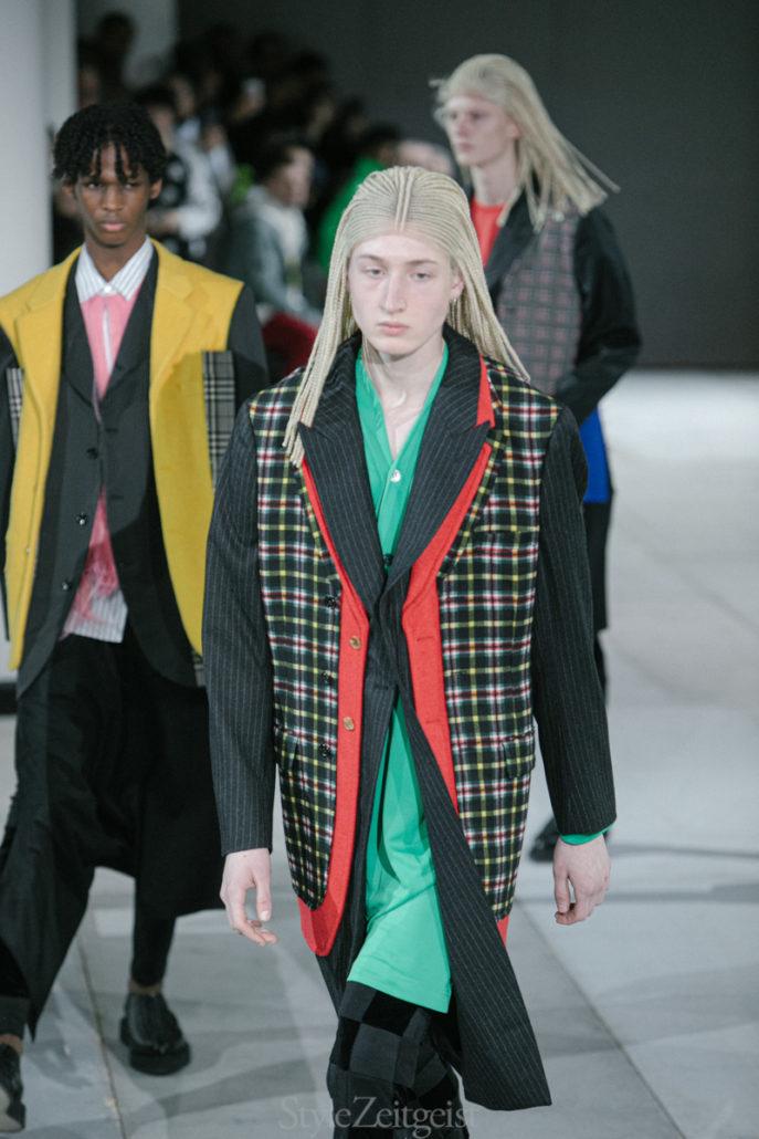 Comme des Garçons Homme Plus F/W20 Men's – Paris - PFW, Paris Fashion Week, Paris, MENSWEAR, Mens Fashion, Matthew Reeves, FW20, Fashion, Fall Winter, Comme Des Garcons, 2020