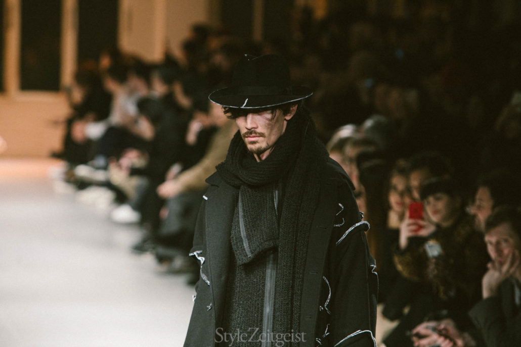 Fall/Winter 2020 Paris Menswear Report - Part I - Yohji Yamamoto, Undercover, Rick Owens, PFW, Paris Fashion Week, Paris, MENSWEAR, Mens Fashion, Junya Watanabe, FW20, Fashion, Fall Winter, dries van noten, Comme Des Garcons, 2020
