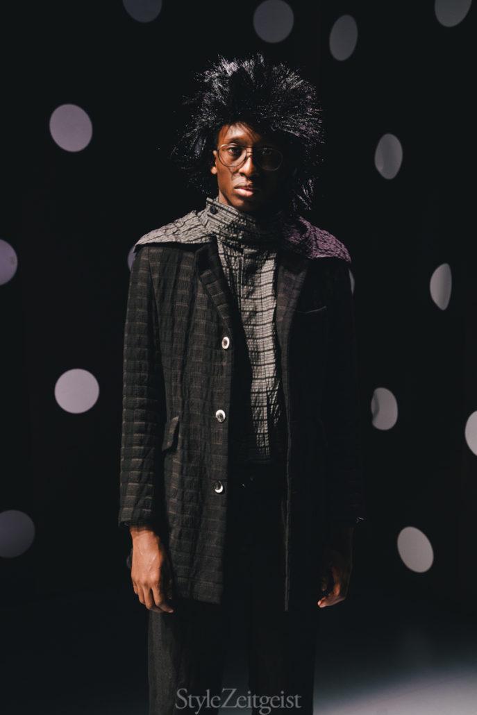 "Geoffrey B. Small F/W20 Men's – ""just another boston guy"" - PFW, Paris Fashion Week, Paris, MENSWEAR, Mens Fashion, Matthew Reeves, Geoffrey B. Small, FW20, Fashion, Fall Winter, Editorial, 2020"