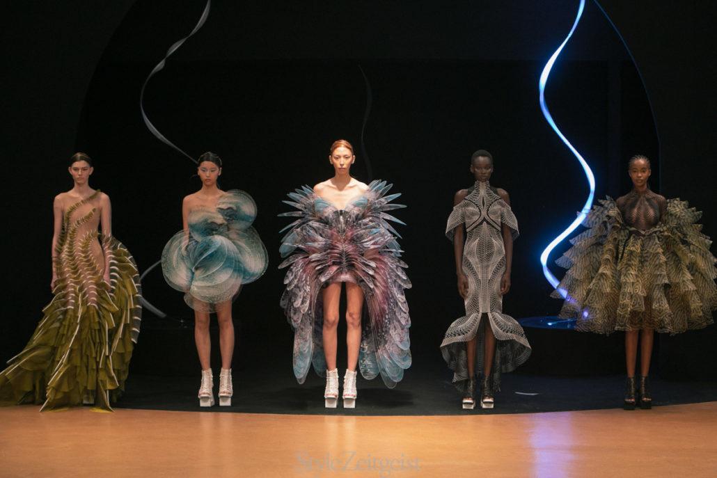Iris van Herpen S/S20 Haute Couture – Paris - Womenswear, Women's Fashion, SS20, Spring Summer, PFW, Paris Fashion Week, Paris, Iris Van Herpen, Haute Couture, Fashion, 2020