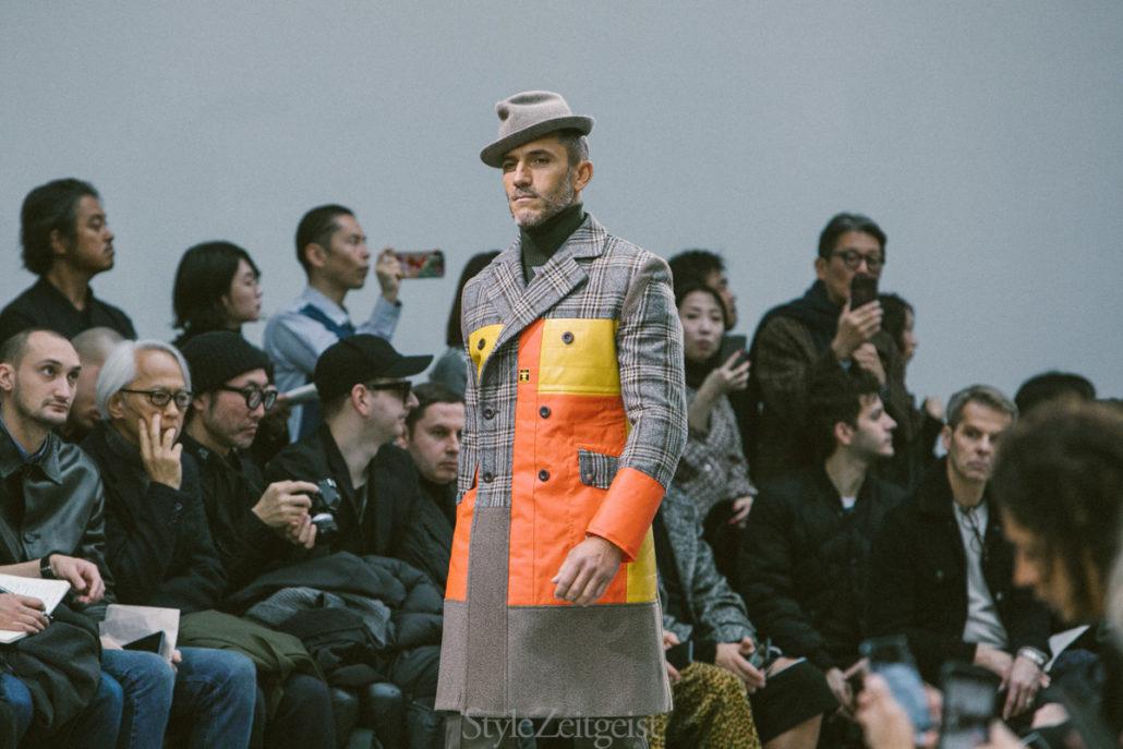 Junya Watanabe F/W20 Men's – Paris - PFW, Paris Fashion Week, Paris, MENSWEAR, Mens Fashion, Matthew Reeves, Junya Watanabe, FW20, Fashion, Fall Winter, 2020