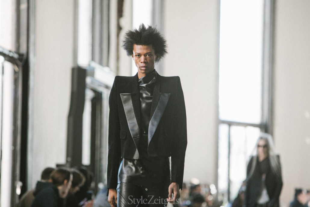 Rick Owens F/W20 Men's – Paris - Rick Owens, PFW, Paris Fashion Week, Paris, MENSWEAR, Mens Fashion, Matthew Reeves, FW20, Fashion, Fall Winter, 2020