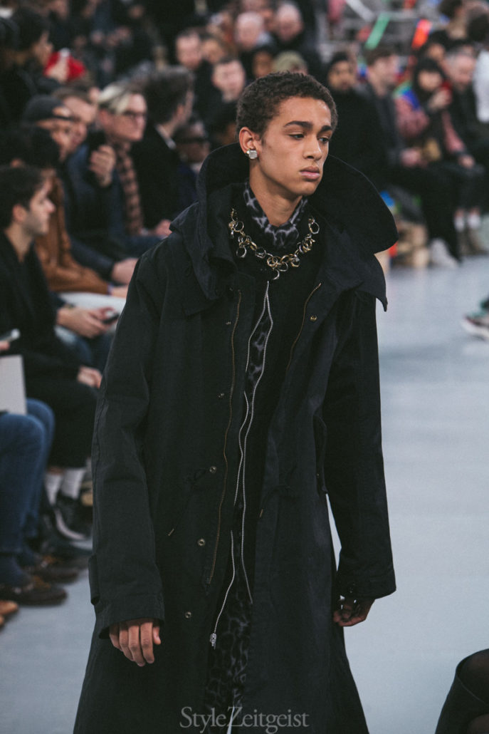 Sacai F/W20 Men's – Paris - Sacai, PFW, Paris Fashion Week, Paris, MENSWEAR, Mens Fashion, Matthew Reeves, FW20, Fashion, Fall Winter, 2020