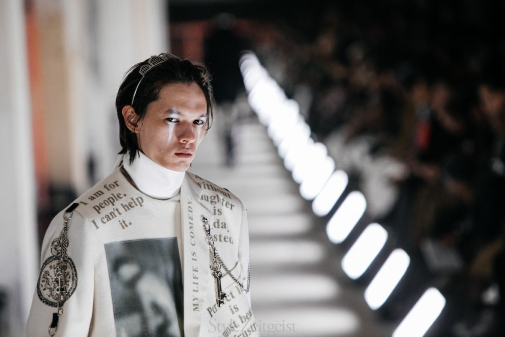 Fall/Winter 2020 Paris Menswear Report - Part II - TAKAHIROMIYASHITA The Soloist, Sacai, PFW, Paris Fashion Week, Paris, MENSWEAR, Mens Fashion, Geoffrey B. Small, FW20, Fashion, Fall Winter, 2020