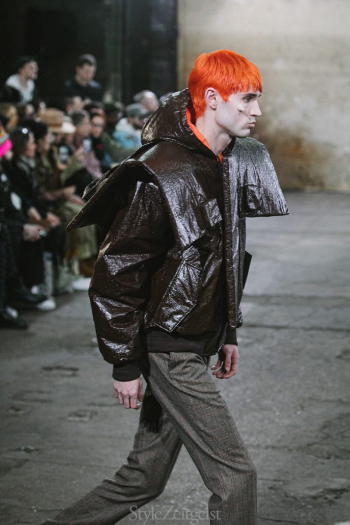 Walter Van Beirendonck F/W20 Men's - Paris - Walter Van Beirendonck, PFW, Paris Fashion Week, Paris, MENSWEAR, Mens Fashion, Matthew Reeves, FW20, Fashion, Fall Winter, 2020