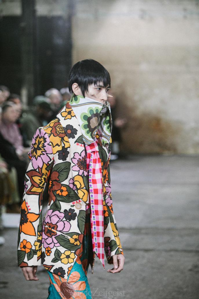 Walter Van Beirendonck F/W20 Men's - Paris - Walter Van Beirendonck, PFW, Paris Fashion Week, Paris, MENSWEAR, Mens Fashion, Matthew Reeves, FW20, Fashion, Fall Winter, 2020