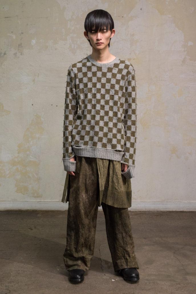 Ziggy Chen F/W20 Men's – Lookbook - Ziggy Chen, PFW, Paris Fashion Week, Paris, MENSWEAR, Mens Fashion, lookbook, FW20, Fashion, Fall Winter, 2020