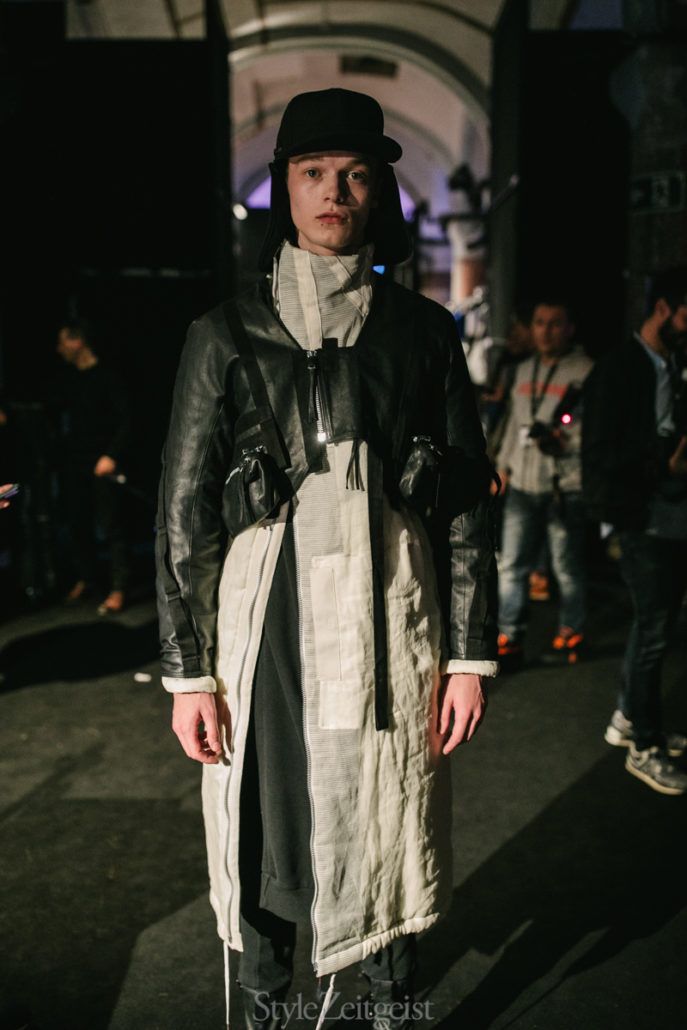 Boris Bidjan Saberi 11-Year Retrospective at 080 Barcelona Fashion - Backstage - MENSWEAR, Mens Fashion, Matthew Reeves, Fashion, Boris Bidjan Saberi, 2020, 080 Barcelona Fashion