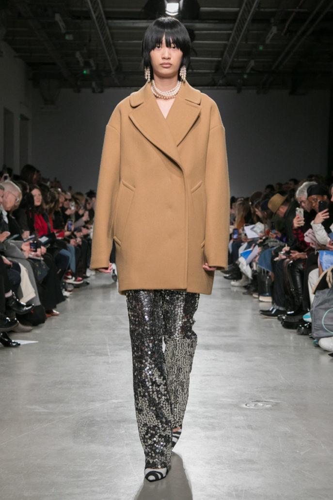 Lutz Huelle F/W20 Women's – Paris - Womenswear, Women's Fashion, PFW, Paris Fashion Week, Paris, Lutz Huelle, FW20, Fashion, Fall Winter, 2020