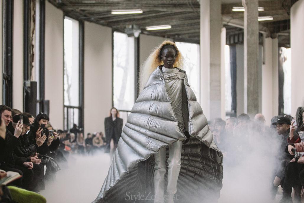 Rick Owens F/W20 Women's – Paris - Womenswear, Women's Fashion, Rick Owens, PFW, Paris Fashion Week, Paris, Matthew Reeves, FW20, Fashion, Fall Winter, 2020