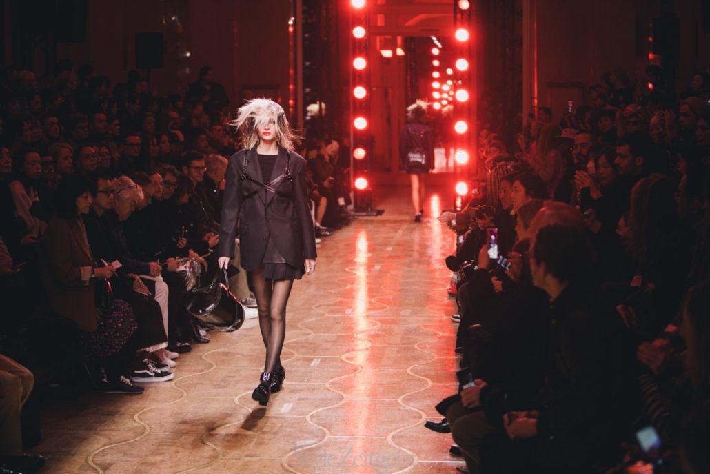 Junya Watanabe F/W20 Women's – Paris - Womenswear, Women's Fashion, PFW, Paris Fashion Week, Paris, Matthew Reeves, FW20, Fashion, Fall Winter, Comme Des Garcons, 2020