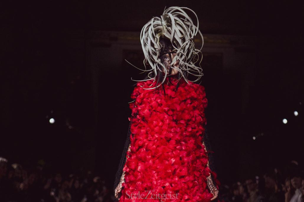 Noir Kei Ninomiya F/W20 Women's – Paris - Womenswear, Women's Fashion, PFW, Paris Fashion Week, Paris, Noir Kei Ninomiya, MENSWEAR, Mens Fashion, Matthew Reeves, FW20, Fashion, Fall Winter, 2020