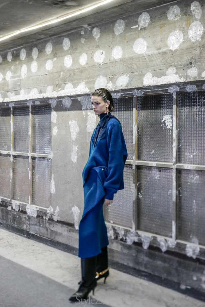 Sacai F/W20 Women's – Paris Backstage - Womenswear, Women's Fashion, Sacai, PFW, Paris Fashion Week, Paris, Julien Boudet, FW20, Fashion, Fall Winter, Backstage, 2020