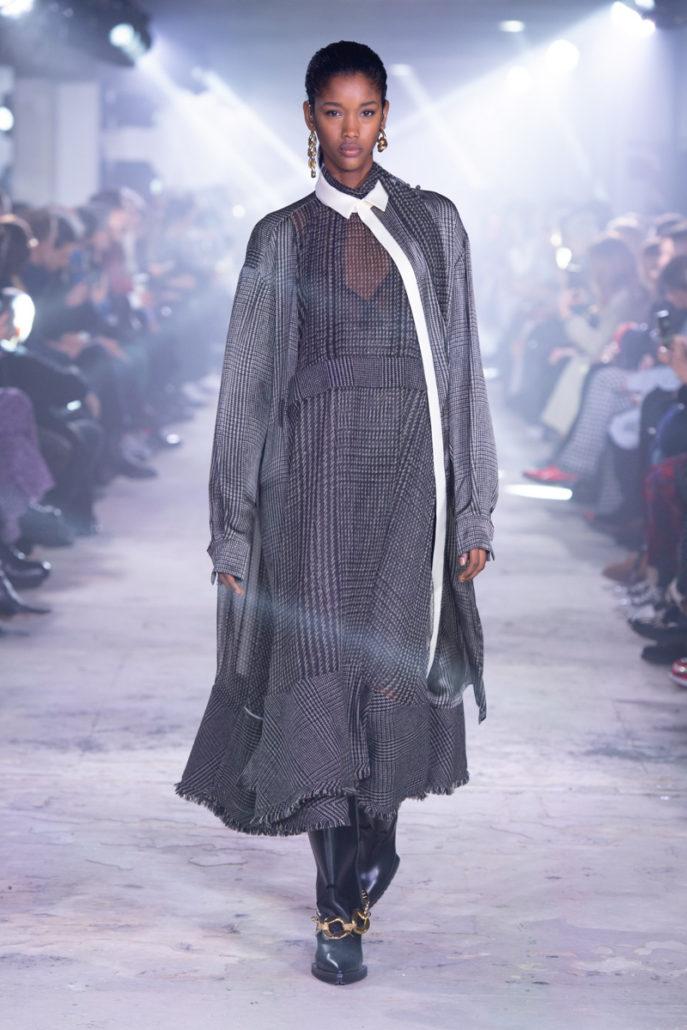 Sacai F/W20 Women's – Paris - Womenswear, Women's Fashion, Sacai, PFW, Paris Fashion Week, Paris, FW20, Fashion, Fall Winter, 2020
