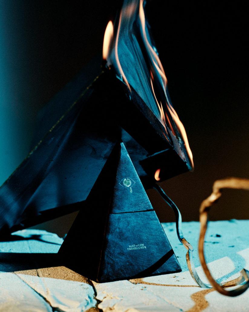 Undercover x Mad et Len - Undercover, Mad Et Len, fragrance, candle, 2020
