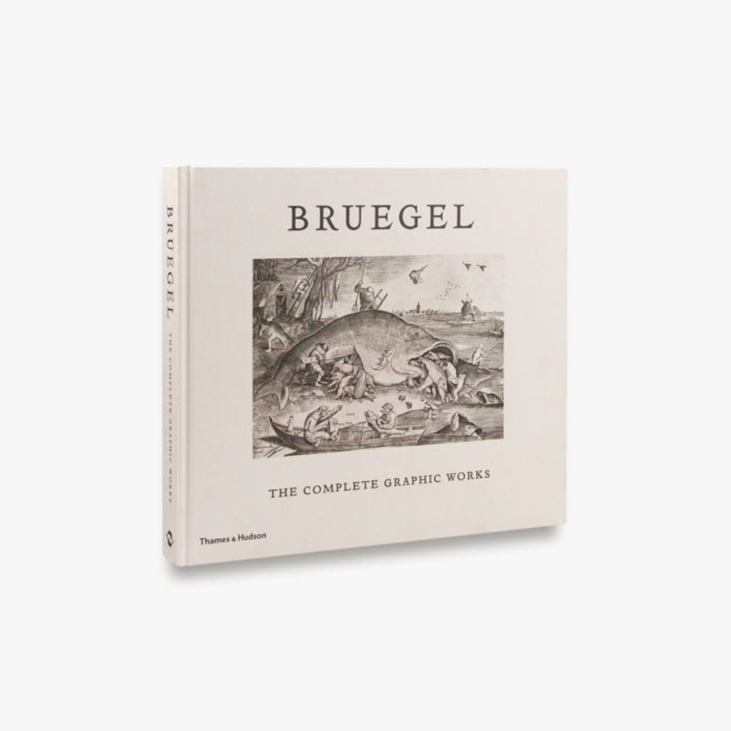 Further Reading - Spring 2020 - Thames and Hudson, Piranesi, Malcolm McLaren, japan, Culture, Bruegel, Book Review, Art, 2020