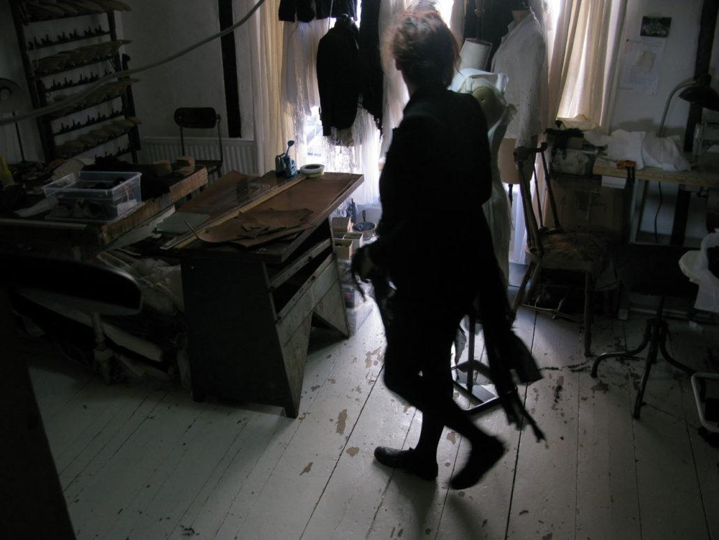 Elena Dawson: A Room of One's Own - paul harnden, Fashion, elena dawson