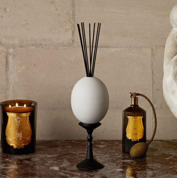 """""""L'Œuf"""" Diffuser by Cire Trudon - Perfume, fragrance, Cire Trudon, 2020"""